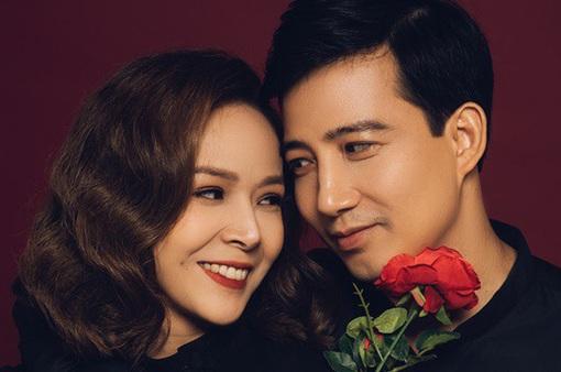 """Diễn viên Diễm Hương: """"Chồng tôi là người đàn ông nhu mì"""""""
