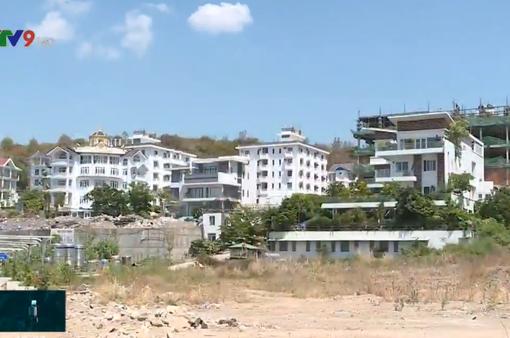 Chưa xử lý quyết liệt công trình xây dựng trái phép tại Khánh Hòa