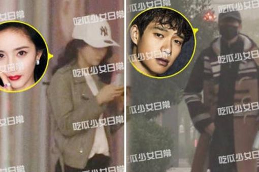 """Dương Mịch bị phát hiện ở chung khách sạn với """"bạn trai tin đồn"""""""