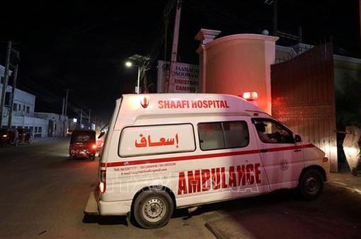 Tấn công khách sạn ở Somalia, 5 người thiệt mạng