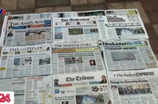 Ấn Độ thông qua dự luật công dân gây tranh cãi