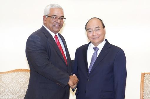 Việt Nam sẵn sàng chia sẻ những kinh nghiệm với Cuba