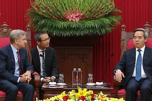 Đẩy mạnh hợp tác phát triển công nghệ Việt Nam - Hoa Kỳ
