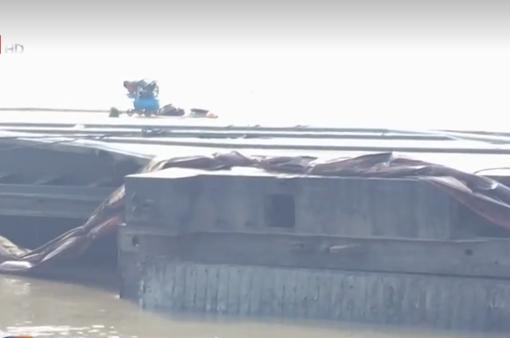 Nỗ lực tìm kiếm 3 thợ lặn mất tích trên sông Lòng Tàu