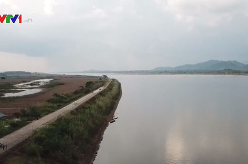 Cảnh báo hậu quả nghiêm trọng từ việc nước sông Mekong đổi màu