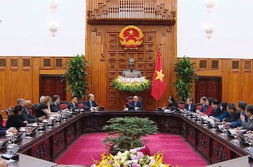 Hướng tới cân bằng thương mại Việt Nam - Hoa Kỳ