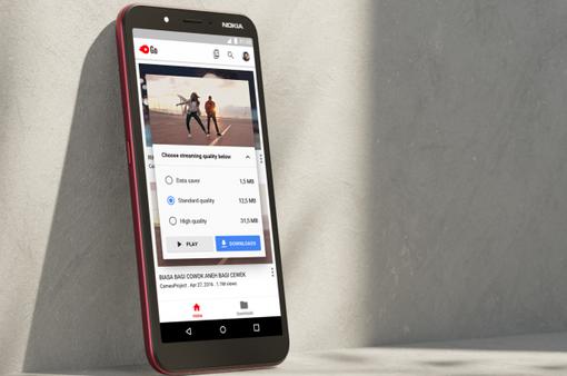 Smartphone Nokia C1 ra mắt với giá gần 1,4 triệu đồng