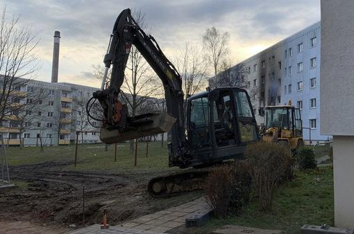 Nổ chung cư tại Đức, hàng chục người thương vong