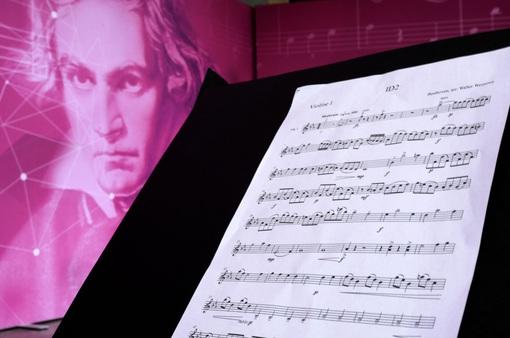 """Phục dựng """"Bản giao hưởng số 10"""" của Beethoven với công nghệ AI"""