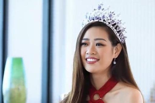 Gặp gỡ tân Hoa hậu Hoàn vũ Việt Nam 2019 Nguyễn Trần Khánh Vân