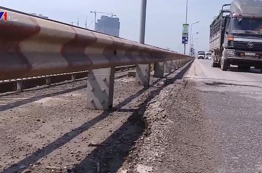 Doanh nghiệp Mỹ đề xuất sửa mặt cầu Thăng Long bằng lớp phủ đặc biệt