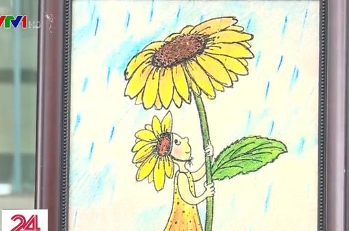 Ngày hội Hoa Hướng dương: Vì chiến binh hoa mặt trời