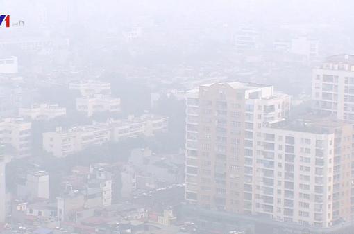 Ô nhiễm không khí, Bộ Y tế khuyên người dân hạn chế ra ngoài