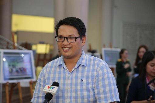 Phóng viên Đài PT-TH Khánh Hòa: Giải Vàng LHTHTQ lần thứ 39 có ý nghĩa đặc biệt