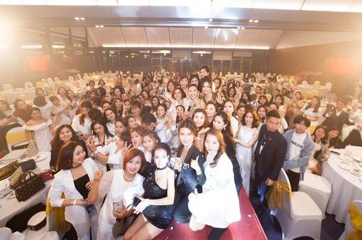 Đại tiệc ra mắt Thực phẩm bảo vệ sức khỏe QUIN WHITE+