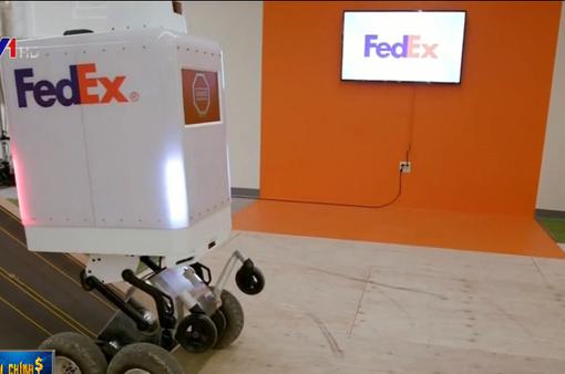 Thị trường robot giao hàng tự động tăng gần 50% trong 5 năm tới