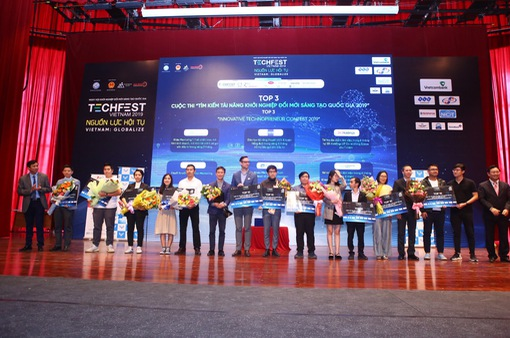 Bế mạc Techfest Việt Nam 2019
