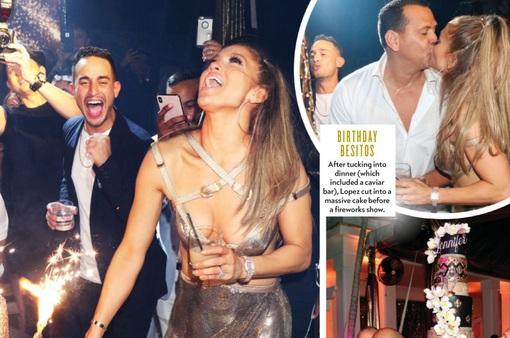 Sợ cô đơn, Jennifer Lopez có nhiều mối quan hệ sai lầm