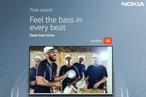 """""""Ông vua"""" smartphone một thời Nokia lấn sân sang lĩnh vực smart TV"""