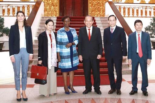 Tăng cường hợp tác Việt Nam và tổ chức quốc tế Pháp ngữ