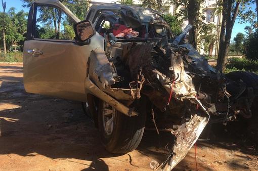 Vụ tai nạn nghiêm trọng ở Gia Lai: Không có dữ liệu hành trình