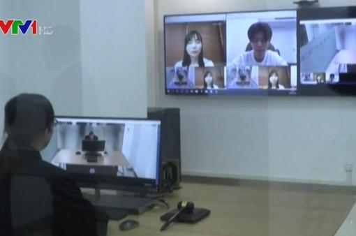 Độc đáo tòa án online tại Trung Quốc