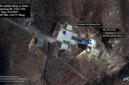 Triều Tiên xác nhận tiến hành vụ thử rất quan trọng