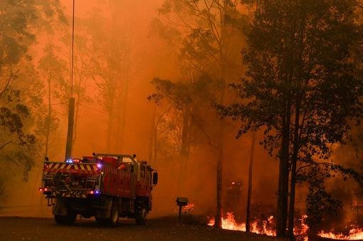 Cháy rừng nghiêm trọng tại Australia