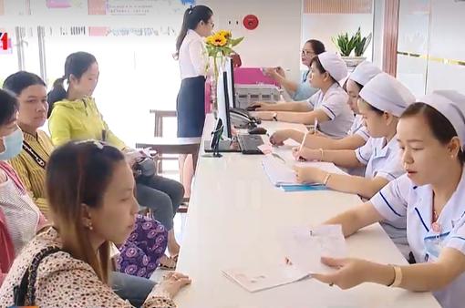 Bệnh viện Phụ sản thành phố Cần Thơ nỗ lực tạo sự hài lòng cho bệnh nhân
