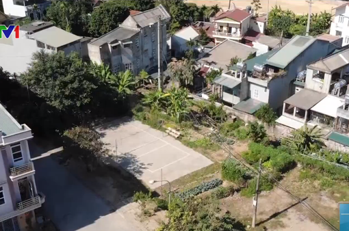 Người dân Phú Thọ khốn khổ vì chủ đầu tư bỏ đi không hoàn thiện hạ tầng