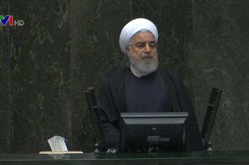 Iran công bố dự thảo ngân sách 2020 để đối phó với lệnh trừng phạt của Mỹ