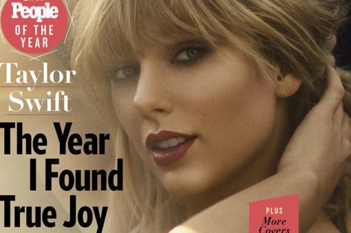 Tạp chí People cuối năm - Những phụ nữ quyền lực hội tụ
