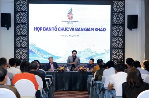 Chủ tịch LHTHTQ lần thứ 39 hy vọng Ban giám khảo làm việc công tâm và khách quan