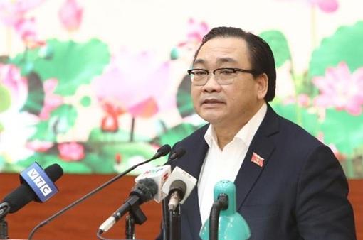 Nguyên Phó Thủ tướng Hoàng Trung Hải có khuyết điểm trong chỉ đạo dự án TISCO II