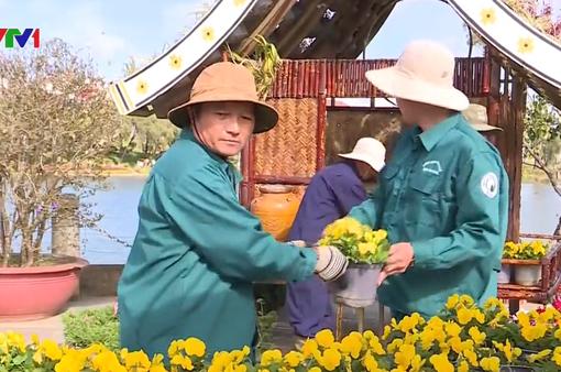 Ghé thăm vườn hoa ở TP Đà Lạt - Công viên hoa lớn nhất Việt Nam