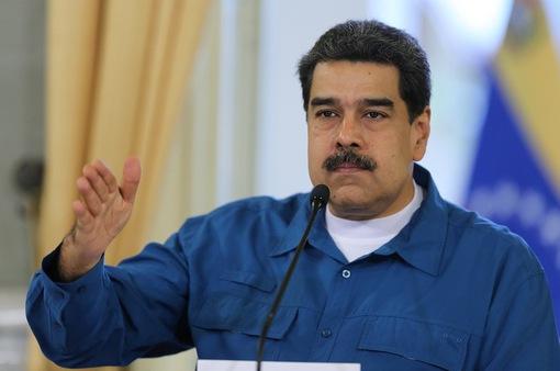 Tổng thống Maduro mời đặc phái viên Mỹ tới Venezuela
