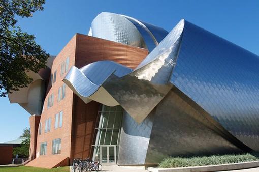 Chiêm ngưỡng những tòa nhà siêu thực ngỡ chỉ có trên phim viễn tưởng