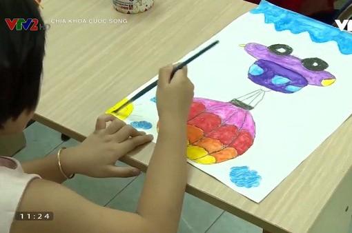 Bí quyết phát triển năng khiếu hội họa cho con
