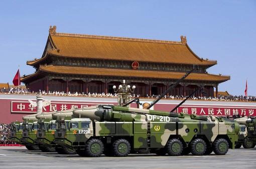 Trung Quốc từ chối tham gia Hiệp ước INF