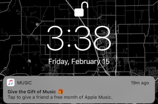 Apple Music cho người dùng thêm 1 tháng trải nghiệm miễn phí