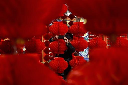 Lễ hội đèn lồng ở Đài Loan, Trung Quốc thu hút du khách