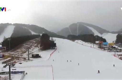 Du lịch băng tuyết ở nơi lạnh nhất ở Hàn Quốc