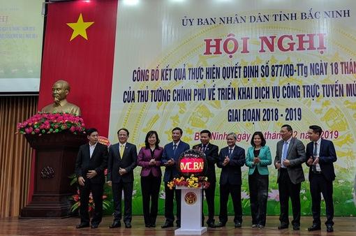 Bắc Ninh cung cấp 819 dịch vụ công trực tuyến mức 3, 4