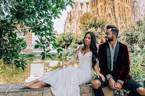 Cô gái chỉ mặc một chiếc váy cưới, cùng chồng chu du khắp 33 quốc gia