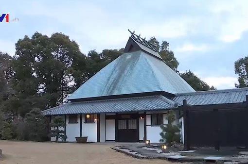 Quần thể kiến trúc gỗ cổ Kominka độc đáo của Nhật Bản