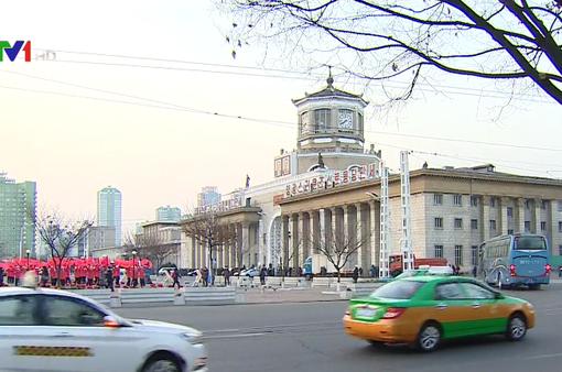 Một ngày tại Bình Nhưỡng - Triều Tiên