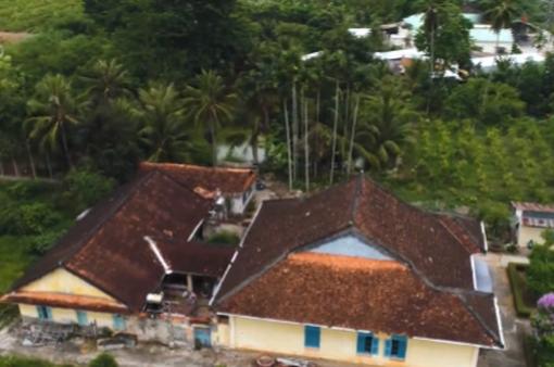 Căn nhà cổ trị giá 7.000 đồng Đông Dương