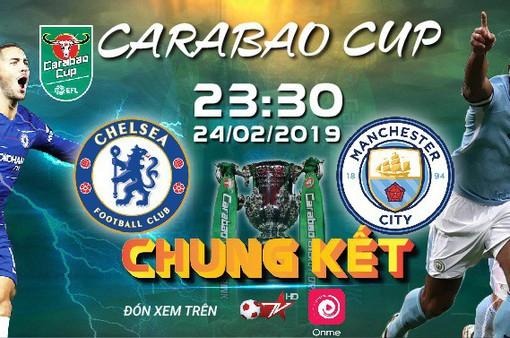 Thể thao cuối tuần trên VTVcab: V.League khởi tranh, mãn nhãn cùng đại chiến Chelsea – Man City