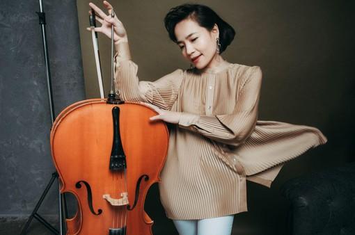 Nghệ sĩ Đinh Hoài Xuân từng cày cuốc trả nợ vì đam mê