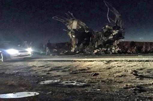 Việt Nam gửi điện chia buồn vụ khủng bố ở Iran